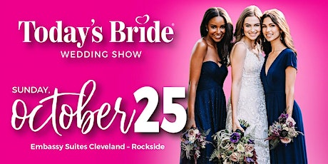 Today's Bride October Wedding Show tickets