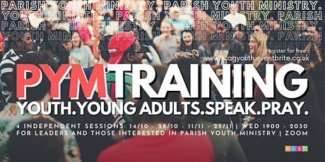 PYM Training - How to Pray with Young People tickets