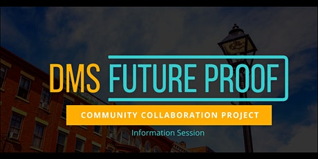 Digital Main Street Community Collaboration Project Information Session tickets