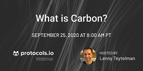 What is Carbon? tickets