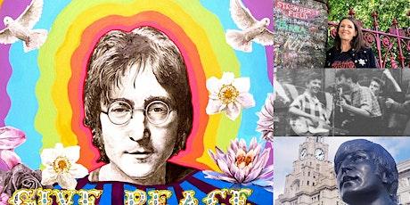 'John Lennon: Liverpool x New York' Webinar tickets
