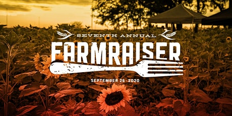 Virtual Farmraiser tickets