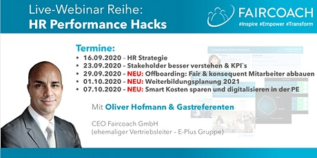 HR Performance Hacks Tickets