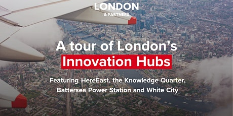 An Exclusive Tour of London's Innovation Hubs tickets