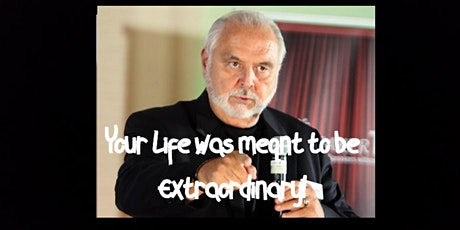 Your Life is Meant to Be Extraordinary tickets