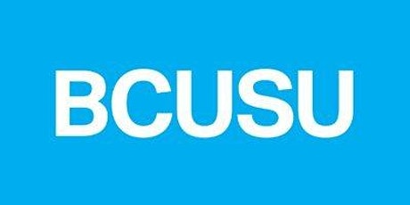 How to make your voice heard at BCU: Your Voice, Your Power tickets