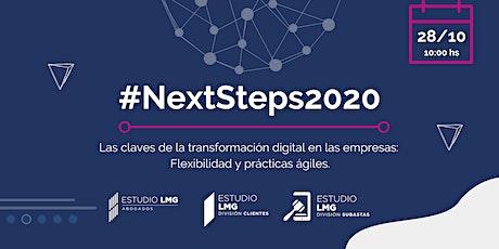 NextSteps2020 entradas
