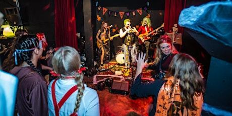 HALLOWEEN DINNER PARTY CONCERT BARCELONA  Conrad Freeman Band  La Rubia tickets