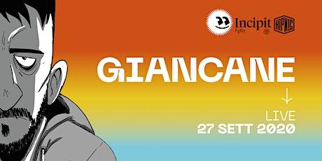 Giancane live - Ancona biglietti