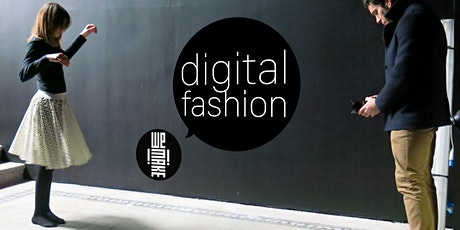 Digital Fashion Night -  6 ottobre 2020 - cambio data! biglietti