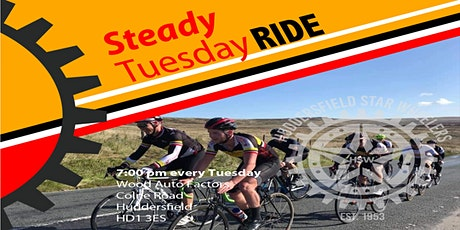 Tuesday Steady Ride tickets