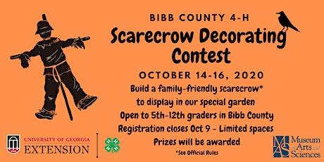 4-H Family Friendly Scarecrows in The Garden tickets