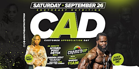 Southeast Nutrition Customer Appreciation Day tickets