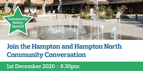Hampton /  Hampton North Virtual Community Conversation tickets