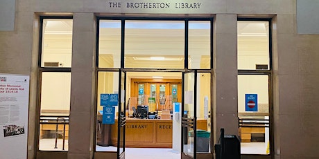 Brotherton Library Study Space tickets