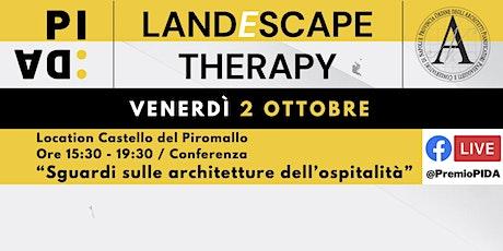 """Conferenza """"Sguardi sulle architetture dell'ospitalità"""" biglietti"""