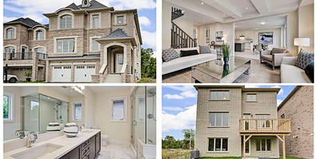 Open House - 188 BRALORNE TR Pickering, Ontario L1V0G1 tickets
