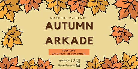 Autumn Arkade tickets
