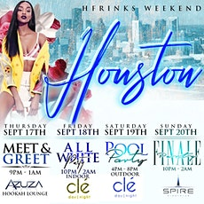 Hfrinks Weekend tickets