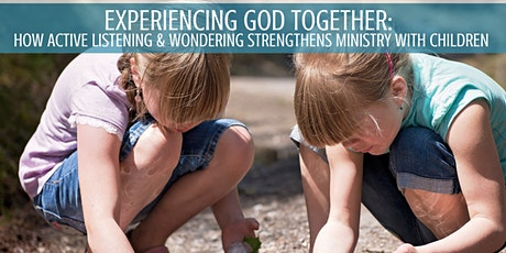 Catalyst Webinar: Experiencing God Together tickets