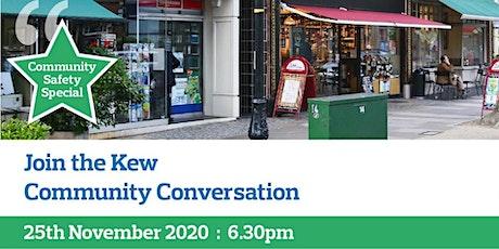 Kew Virtual Community Conversation tickets