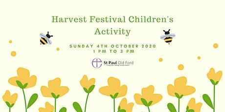 Harvest Festival Children's Event tickets
