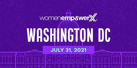 Women Empower X Washington D.C. 2021 tickets