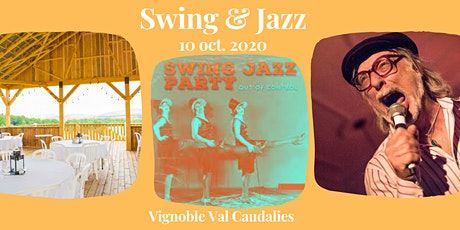 5@8 Jazz & Swing au Vignoble Val Caudalies de Dunham billets