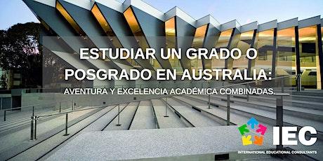 Estudia en Australia: aventura y excelencia académica combinadas entradas
