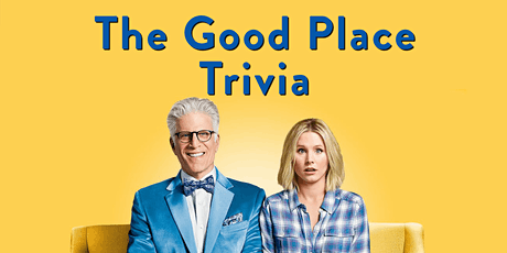 The Good Place Virtual Trivia tickets