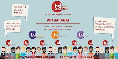 TSL Kirklees Virtual Members' Meeting and AGM tickets