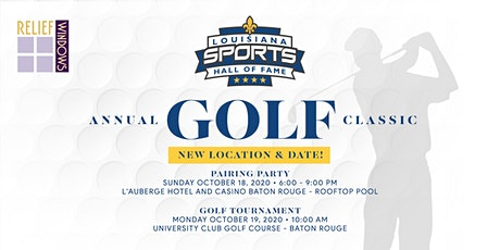 LSHOF Annual Golf Classic presented by Relief Windows tickets