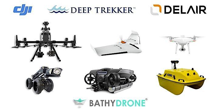 Image pour Rencontre drone à Grenoble - Outils techniques, enjeux et utilisations