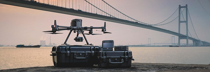 Image pour Rencontre drones aériens à Strasbourg - Outils techniques et utilisations
