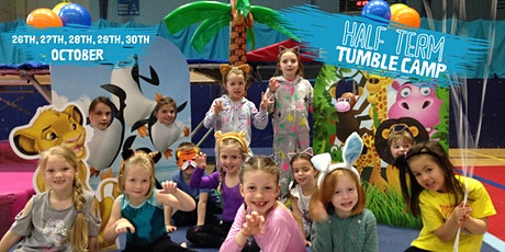 Gymnastics Camp | 26th , 27th, 28th, 29th & 30th October tickets