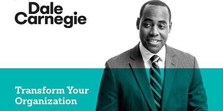 Dale Carnegie Leadership Training for Managers Free Virtual Preview tickets