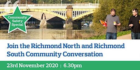 Richmond North / Richmond South Virtual Community Conversation tickets