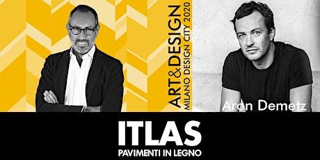 TALK ART&DESIGN | Itlas e Aron Demetz biglietti