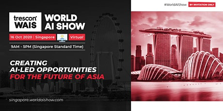 World AI Show – Singapore 2020 tickets