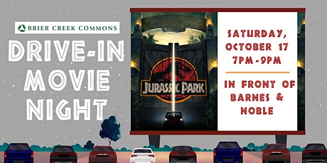 Brier Creek Movie Night- Jurassic Park tickets