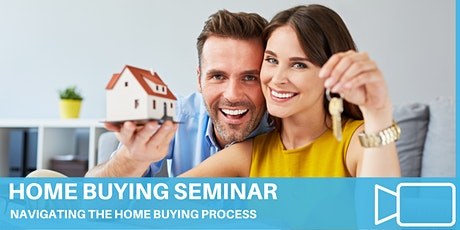 Drinks & Home Buying: Navigating The Home Buying Process LIVE WEBINAR tickets