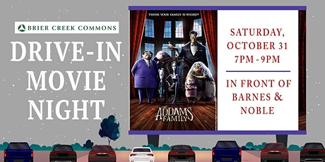 Brier Creek Movie Night- The Addam's Family tickets