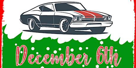 Festival's December Car Show tickets