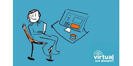 Beyond Online Meetings: Leading Remote Teams through Visible Teamwork tickets