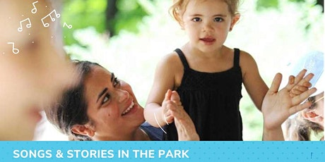 Songs & Stories in the Park- 9:45 AM tickets