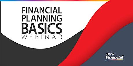 Financial Planning Basics tickets