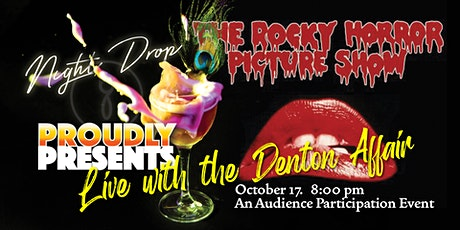 Rocky Horror Picture Show Live tickets