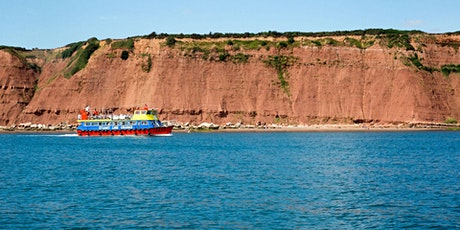 Pi Singles Jurassic Coast Cruise with Cream Tea from Exmouth tickets