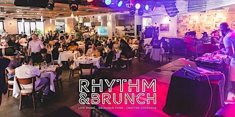 Rhythm & Brunch Orlando October 18th tickets