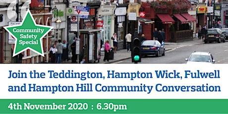 Teddington/Hampton Wick/Fulwell/Hampton Hill Virtual Comm. Conversation tickets